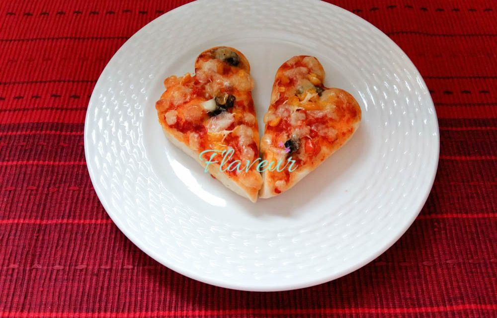 MINI PIZZA PUFOASA