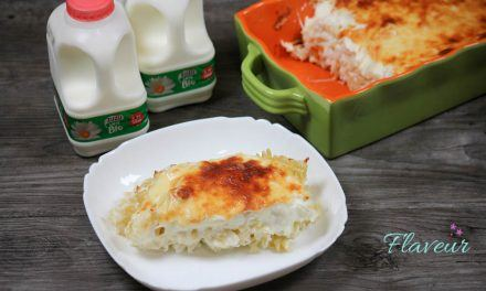 PASTE GRATINATE (RETETA VIDEO)